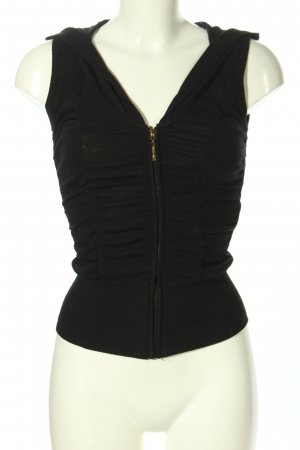 Tally Weijl Hooded Vest black casual look