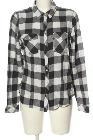 Tally Weijl Geruite blouse volledige print casual uitstraling