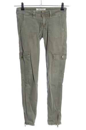 Tally Weijl Pantalon kaki kaki style décontracté