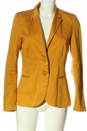 Tally Weijl Blazer court orange clair style d'affaires