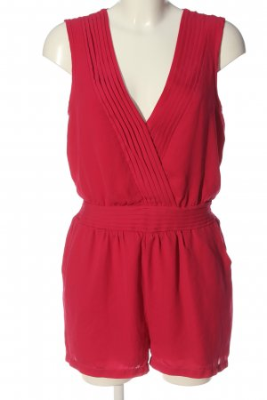 Tally Weijl Kurzer Jumpsuit red casual look