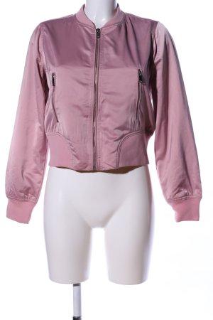 Tally Weijl Kurzjacke pink Casual-Look