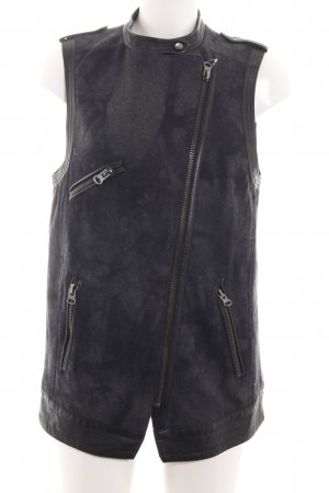Tally Weijl Leather Vest black casual look