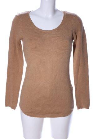 Tally Weijl Jersey largo marrón look casual
