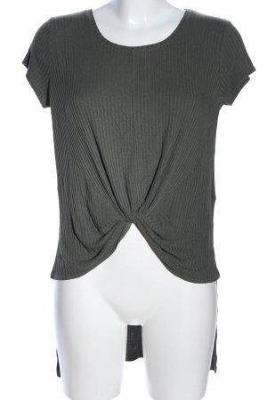 Tally Weijl Longshirt khaki Casual-Look