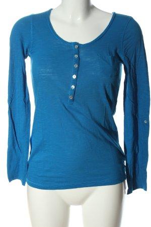 Tally Weijl Longsleeve blau Casual-Look