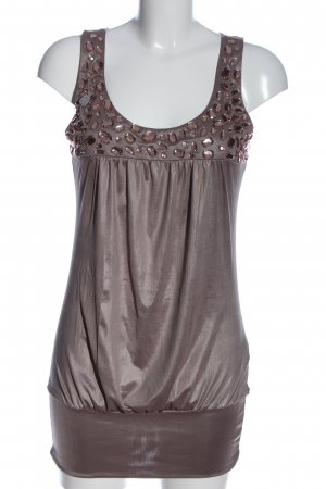 Tally Weijl Longtop bronzefarben Elegant