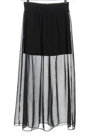 Tally Weijl Maxi Skirt black casual look