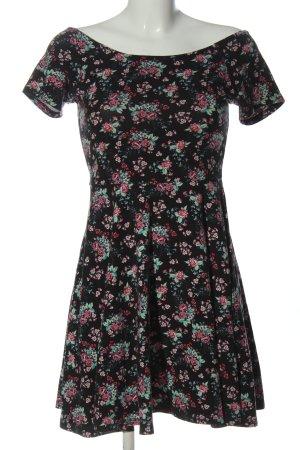Tally Weijl Minikleid Allover-Druck Casual-Look