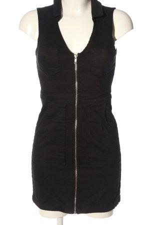Tally Weijl Minikleid schwarz Casual-Look