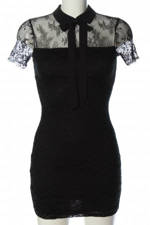 Tally Weijl Mini vestido negro elegante