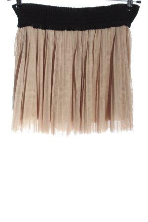 Tally Weijl Miniskirt nude-black elegant