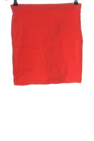 Tally Weijl Minirock rot Casual-Look