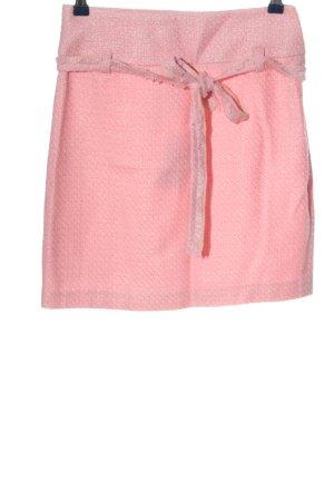 Tally Weijl Minirock pink meliert Casual-Look