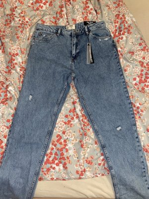 Tally Weijl Jeansy z prostymi nogawkami błękitny