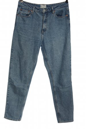 Tally Weijl Mom-Jeans blau Casual-Look