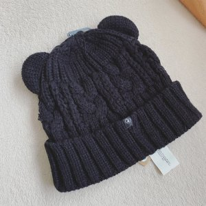 Tally Weijl Sombrero de punto negro