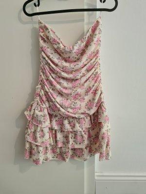 Tally Weijl Off-The-Shoulder Dress pink