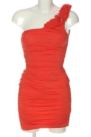 Tally Weijl One-Shoulder-Kleid rot Elegant