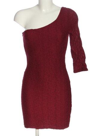 Tally Weijl Sukienka na jedno ramię czerwony Elegancki