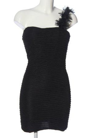 Tally Weijl One-Shoulder-Kleid schwarz Elegant