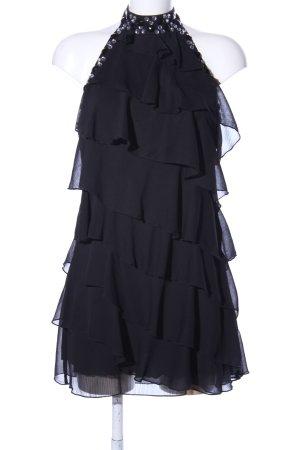 Tally Weijl Neckholderkleid schwarz Elegant