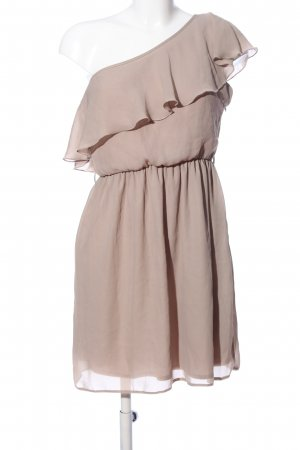 Tally Weijl One Shoulder Dress light grey elegant