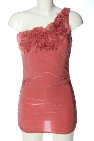 Tally Weijl Eénschoudershirt roze casual uitstraling