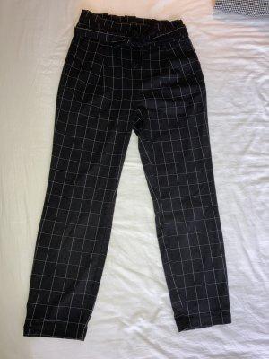 Tally Weijl Hoge taille broek zwart-wit