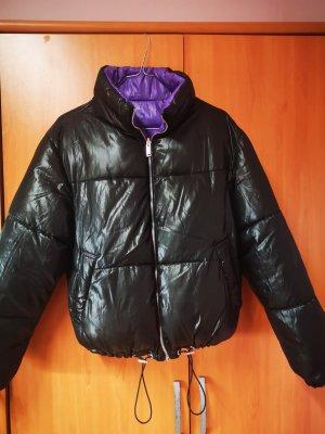 Tally Weijl Oversized Jacket black-lilac