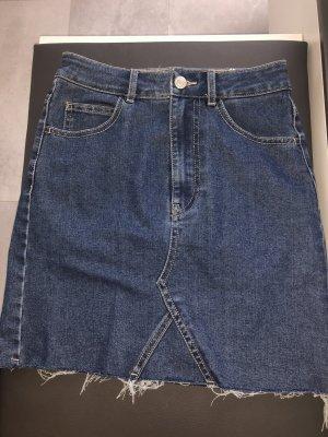 Tally Weijl Gonna di jeans blu scuro-blu