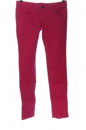 Tally Weijl Röhrenhose pink Casual-Look
