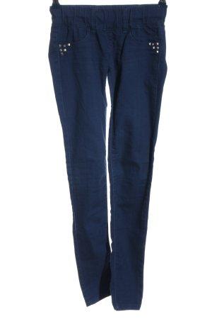 Tally Weijl Röhrenhose blau Casual-Look