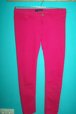 Tally Weijl Pantalone a sigaretta rosa Cotone