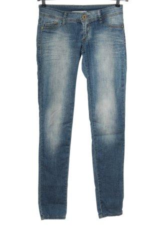 Tally Weijl Jeans cigarette bleu style décontracté