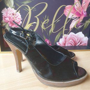 Tally Weijl Sandalen PUMPS High Heels Gr 38 NEU!