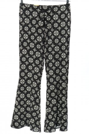 Tally Weijl Flares black-white allover print casual look