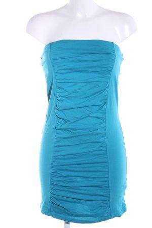 Tally Weijl Schlauchkleid blau Elegant