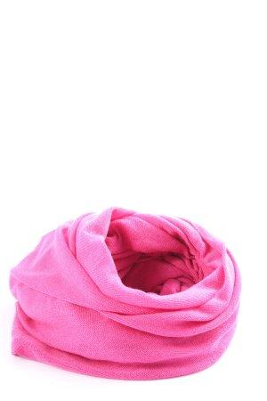 Tally Weijl Bufanda tubo rosa look casual