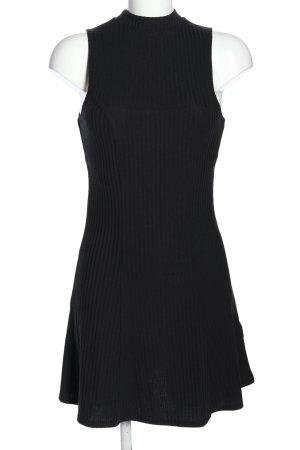 Tally Weijl Shirtkleid schwarz Casual-Look