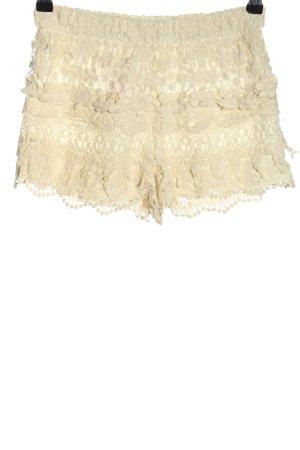 Tally Weijl Shorts creme Elegant
