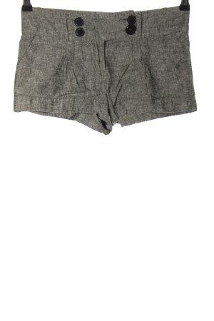 Tally Weijl Shorts gris claro moteado estilo clásico