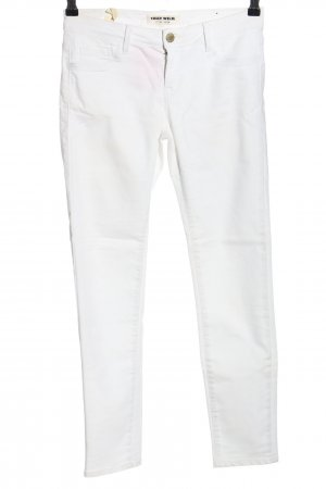 Tally Weijl Skinny Jeans white casual look