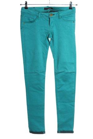 Tally Weijl Skinny Jeans türkis Casual-Look