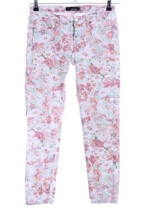 Tally Weijl Skinny Jeans Allover-Druck Casual-Look