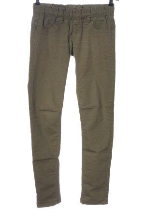 Tally Weijl Skinny Jeans khaki Casual-Look
