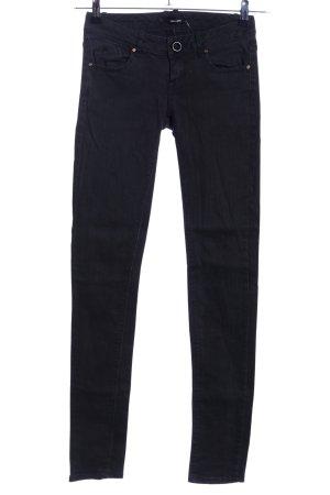 Tally Weijl Skinny Jeans schwarz Casual-Look
