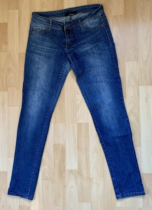 Tally Weijl Skinny Jeans, Low Waist, Gr. 40
