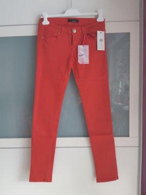 TALLY WEIJL_ Skinny Jeans/Stretch_NEU _G 38_rot