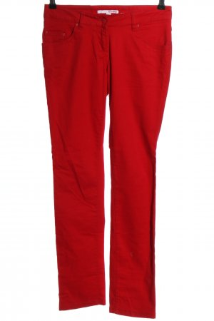 Tally Weijl Slim Jeans rot Casual-Look